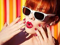A Choice of Deluxe Manicure or Standard Mani-Pedi