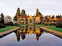 Grand New Forest Escape for Two with Three-Course Dining