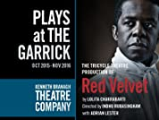 Red Velvet Tickets - Kenneth Branagh Theatre Company