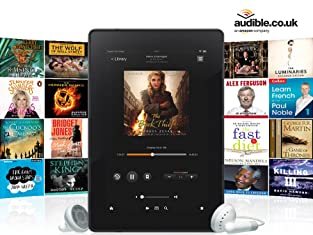 Free Voucher for Three Months 'Digital Audiobook' Membership for £3