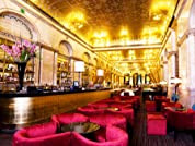 Opulent Central London Champagne Afternoon Tea