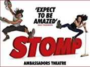 Tickets to STOMP at Ambassadors Theatre