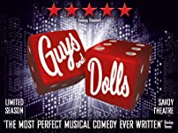 Guys & Dolls Tickets - Strictly Limited Run