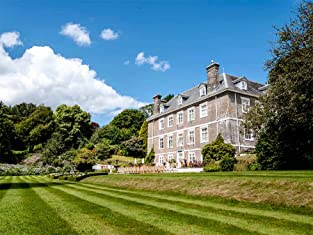 Charming Devonshire Manor House Stay for Two