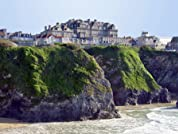 Two-Night Centrally Located Newquay Seaside Break