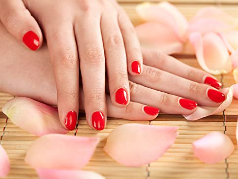 Gel Manicure For One Person
