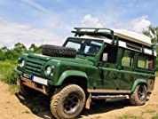 4x4 Off-Road Driving Experience for One Person