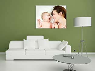 Voucher for a Choice of Personalised Photo Canvases Including Delivery