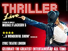Thriller Live Tickets - Save up to 50% on Selected Shows*