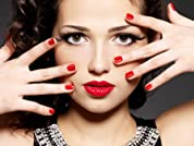 Shellac Manicure for One Person