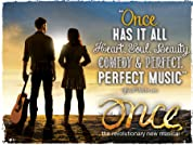 Tickets to the Award-Winning Musical 'Once' at the Phoenix Theatre