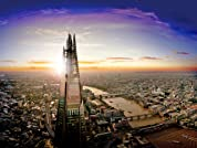 Tickets to The View from The Shard with a Guide and Champagne Option