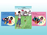 A Choice of Photo-Personalised Children's Books