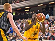 Premium Ticket to London Lions Basketball Games