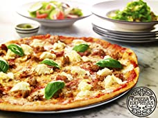PizzaExpress Doughballs and Main Dish