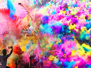 Ticket to the Holi Festival of Colours at the Queen Elizabeth Olympic Park