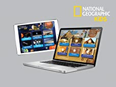 Voucher for a 12 Month Subscription to National Geographic Kids Alive!