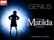 Matilda The Musical Tickets - No Booking Fee on Tuesday-Friday Performances