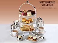 Amazon Exclusive Afternoon Tea for Two at Patisserie Valerie
