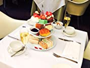 Hyde Park Afternoon Tea for Two with a Choice of Cava or Champagne