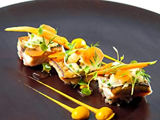 Michelin-Starred Pied a Terre - 7 Course Tasting Menu £49