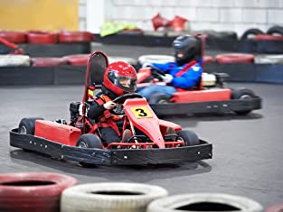 School Holiday Indoor Go-Karting Experience for One Child
