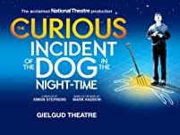 Tickets to The Curious Incident of the Dog in the Night-Time