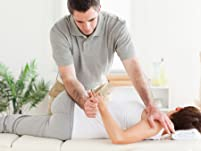 One-Hour Sports Injury Treatment or Deep Tissue Sports Massage