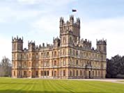 Downton Abbey Coach Trip and Tour with Champagne and Canapé Reception