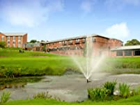 Shropshire Escape for Two with Dinner, Breakfast and Spa or Golf Voucher