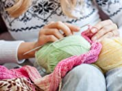 Tickets to The Spring Knitting & Stitching Show at London Olympia