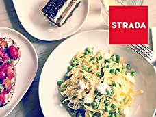 Strada Three-Course Italian Meal with Wine or Beer