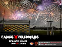 Family Entry to Fangs 'n' Fireworks at Northampton County Ground