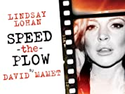Tickets to Speed-the-Plow Starring Lindsey Lohan in the West End