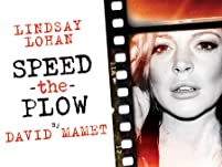 Tickets to Speed-the-Plow Starring Lindsay Lohan in the West End