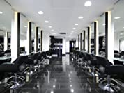 Wash, Cut and Blow-Dry with a Half-Head Highlights Option at RUSH Hair Reading