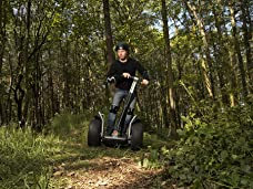 Gripping One-Hour Segway Experience for One Person