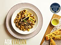 ASK Italian Three-Course Meal