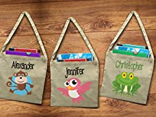 Personalised Children's Tote Bag with Delivery Included