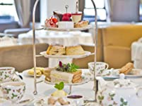 Mayfair Afternoon Tea with an Optional Glass of Champagne for Two People