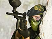 Indoor Paintball for Two or More People Including 100 Balls Each