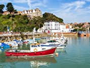 Kentish Seafront Stay for Two People