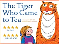 Tickets to The Tiger Who Came to Tea