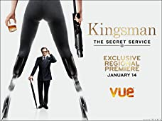 Tickets to the Regional Premiere Screening of Kingsman: The Secret Service, Starring Colin Firth and Samuel L. Jackson