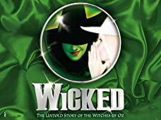 Tickets to Wicked - No Booking Fee*
