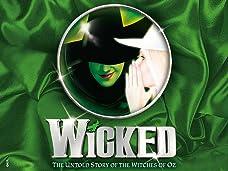Tickets to Wicked at London's Apollo Victoria Theatre