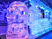 Three-Course Dining and Icebar Experience with Champagne or a Cocktail