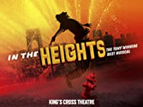 In The Heights Tickets - Tony Award-Winning Musical