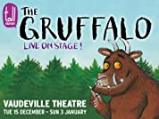 The Gruffalo Black Friday Offer - 15% Off Premium Seats - Book by 1st Dec