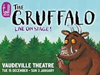 The Gruffalo - Amazon Exclusive 72-Hour Pre-sale Tickets